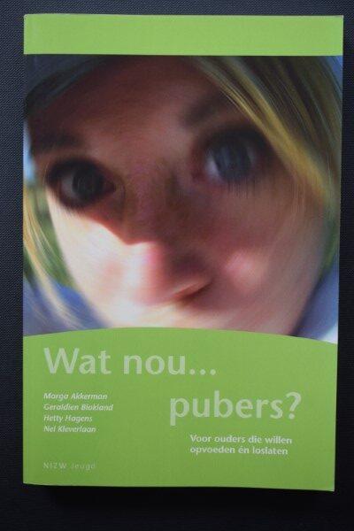 Wat nou... pubers?